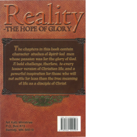 Reality: The Hope of Glory
