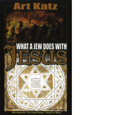 What a Jew Does with Jesus?